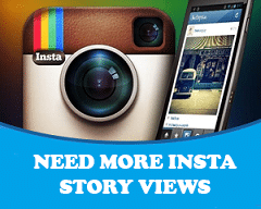 Buy Instant Instagram Story Views